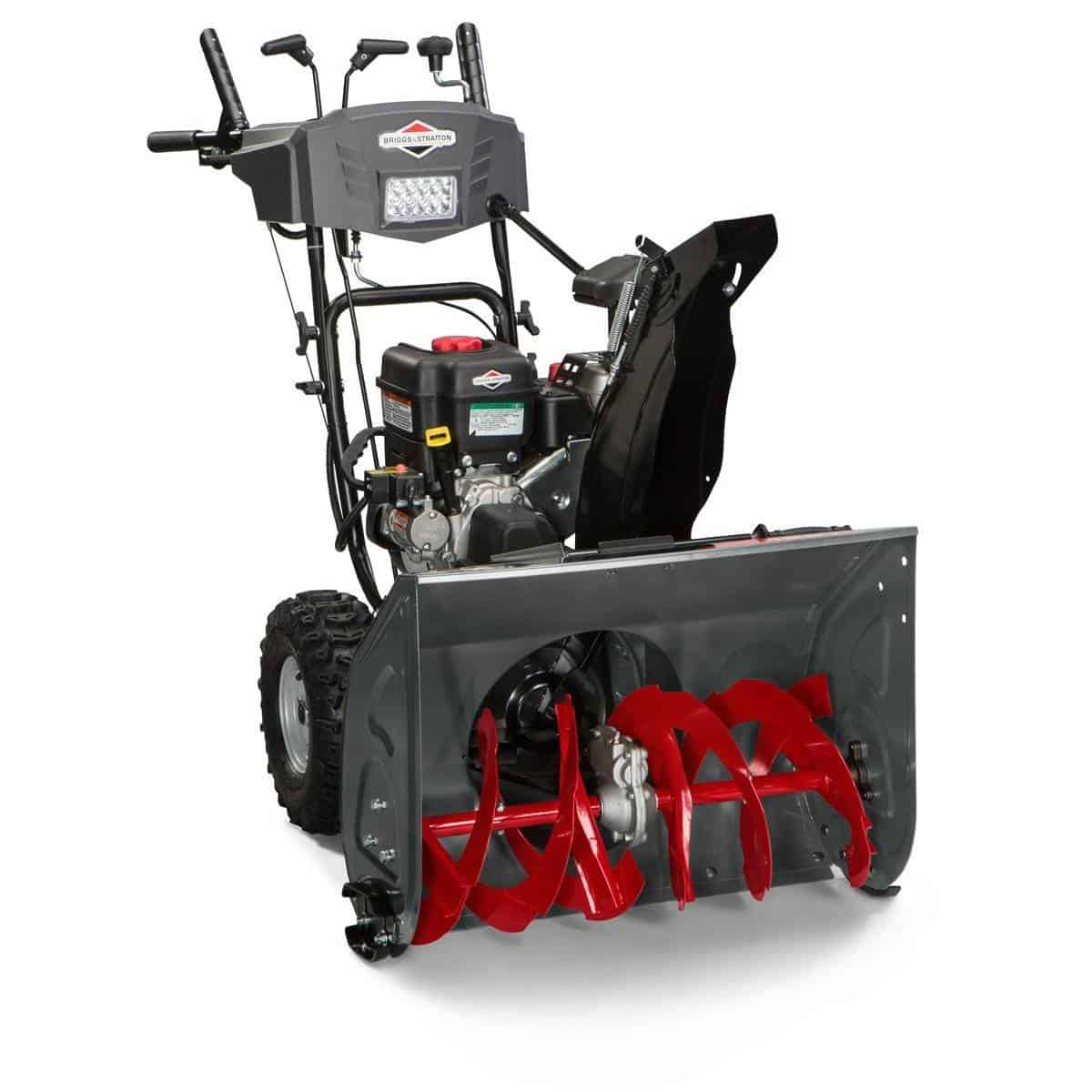 best snow blowers on the market for 2018