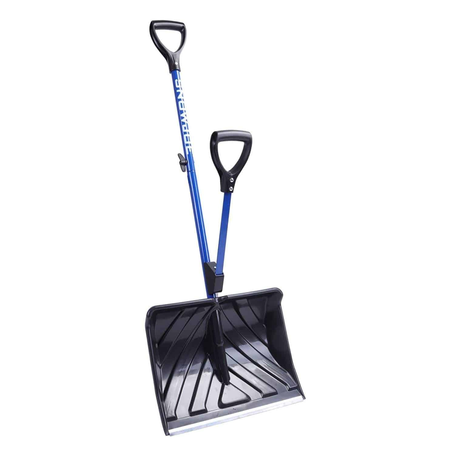 best snow shovel for avoiding back pain
