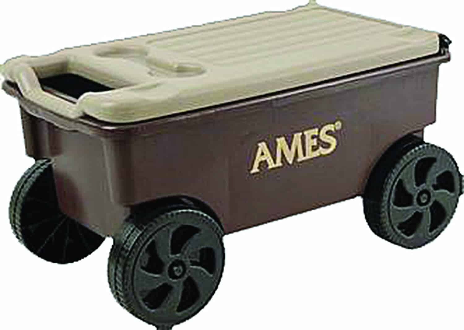 Garden Utility Cart With Wheels : Best garden cart buying guide and reviews updated