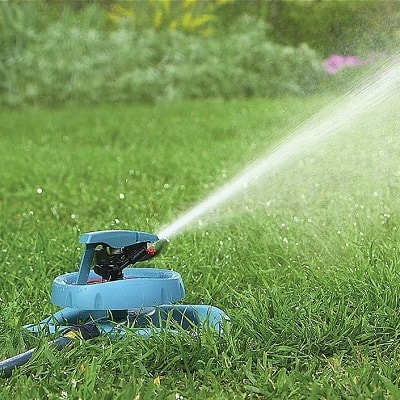 best water sprinklers for lawns