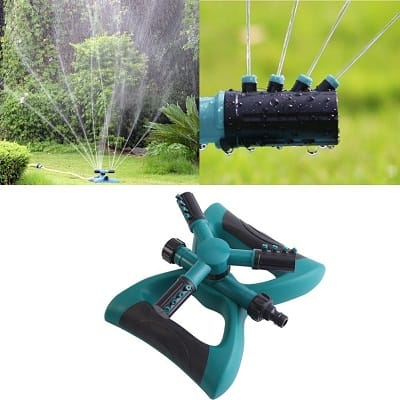 best yard sprinkler