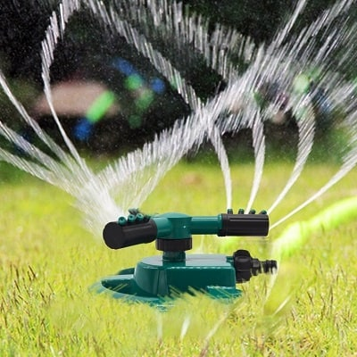 lawn sprinkler repair
