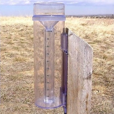 national weather service official rain gauge