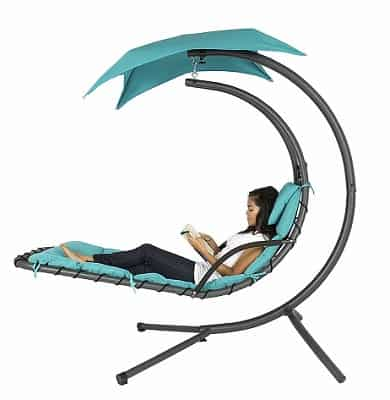 porch therapy hanging hammock chair