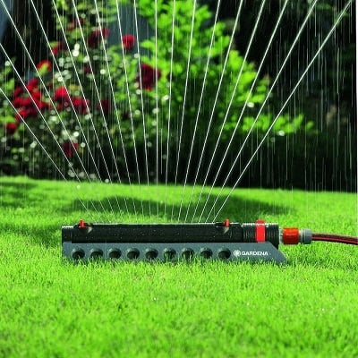 rain bird sprinkler adjustment