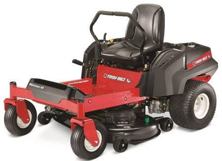 top rated zero turn mowers commercial