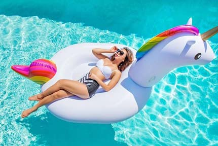 best pool floats 2018