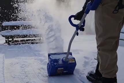 best snow blower 2018