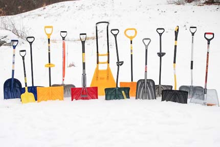 best snow shovel 2018