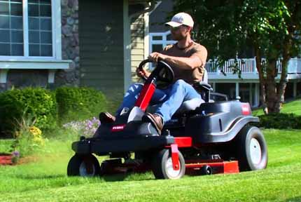 best zero turn mower for hills 2018