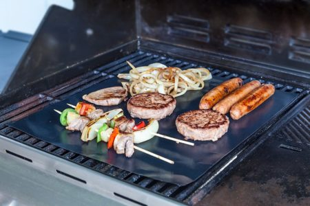 silicone grill mat