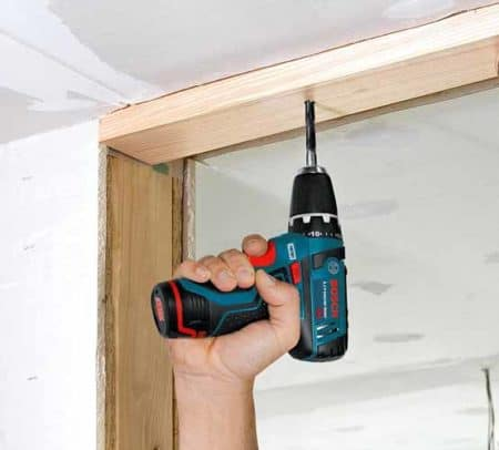 best rechargeable drill