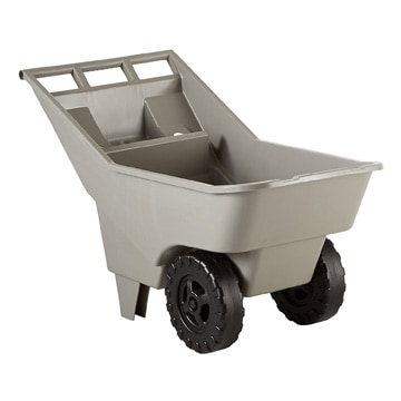 2 wheel wheelbarrow