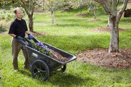 best wheelbarrow under 100