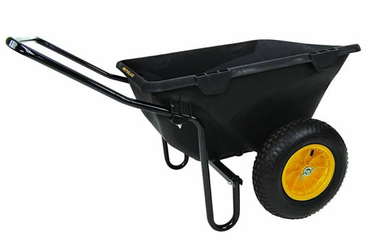 narrow wheelbarrow